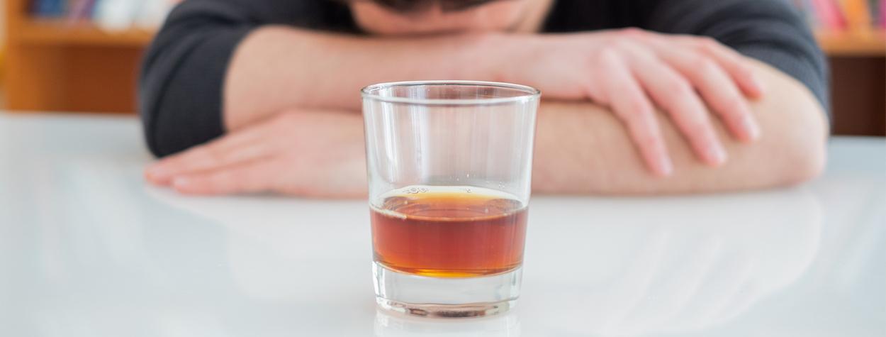 Akut alkoholbehandling