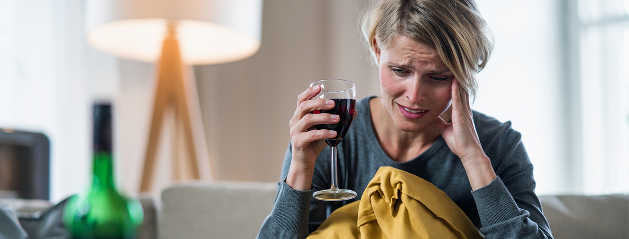 Alkoholafhængighed