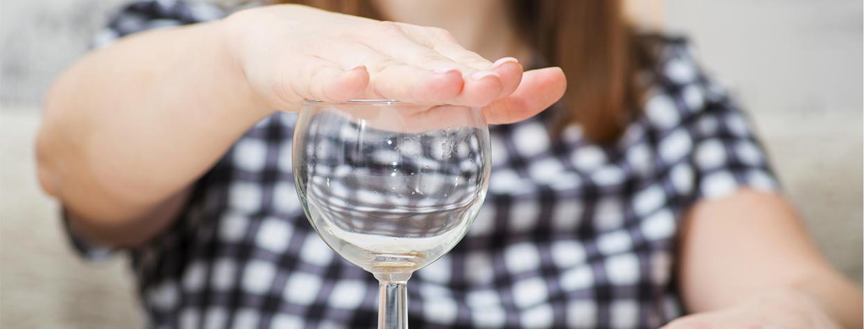 Stoppe med at drikke… Hvordan?